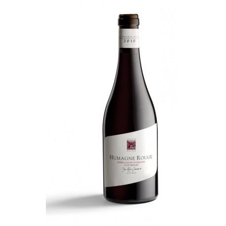 JRG Humagne Rouge AOC Valais « Classiques AOC Valais » 2011 500 ml.