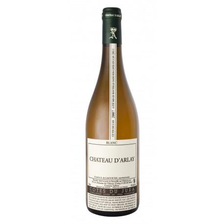 CHÂTEAU D'ARLAY Vin Blanc Tradition Côtes du Jura AOC