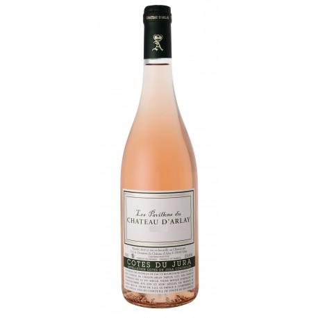 CHÂTEAU D'ARLAY Rosé Cuvée « Les Pavillions » Côtes du Jura AOC