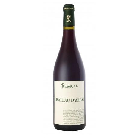 CHÂTEAU D'ARLAY Rouge Cuvée « La Réserve » Côtes du Jura AOC NV