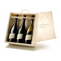 WOODEN BOX - Domaine Jean-René Germanier 75 cl.