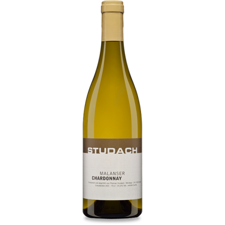 THOMAS STUDACH Chardonnay « Malanser »