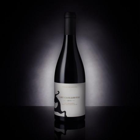 DOMAINE DES LANDIONS Pinot Noir « Les Cailloutis » Neuchâtel
