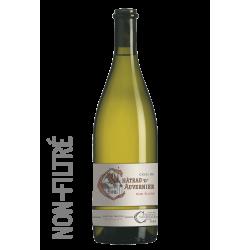 CHÂTEAU D'AUVERNIER Blanc Non-Filtré AOC Neuchâtel