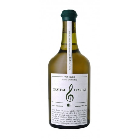 CHÂTEAU D'ARLAY Vin Jaune « Cuvée Protéodie » Côtes du Jura AOC