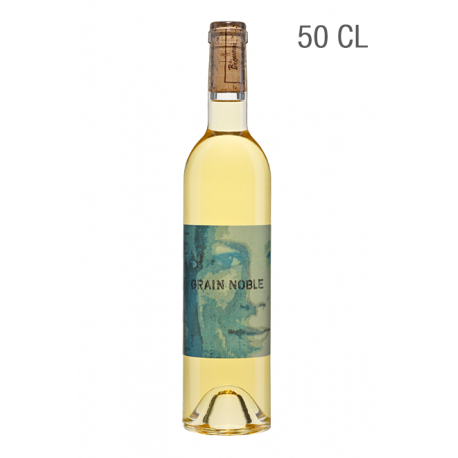 MARIE-THERESE CHAPPAZ GRAIN NOBLE petite arvine AOC Valais 500 ml.