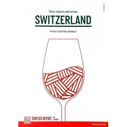 Wine Regions & Wines of Switzerland by SWP
