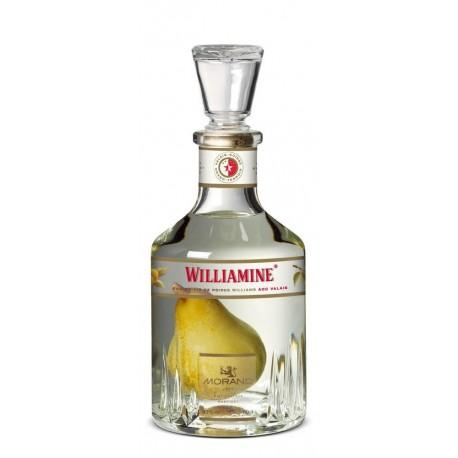 Edit: MORAND Eau-de-Vie Williamine Carafe with Pear 43% AOP Valais 70cl