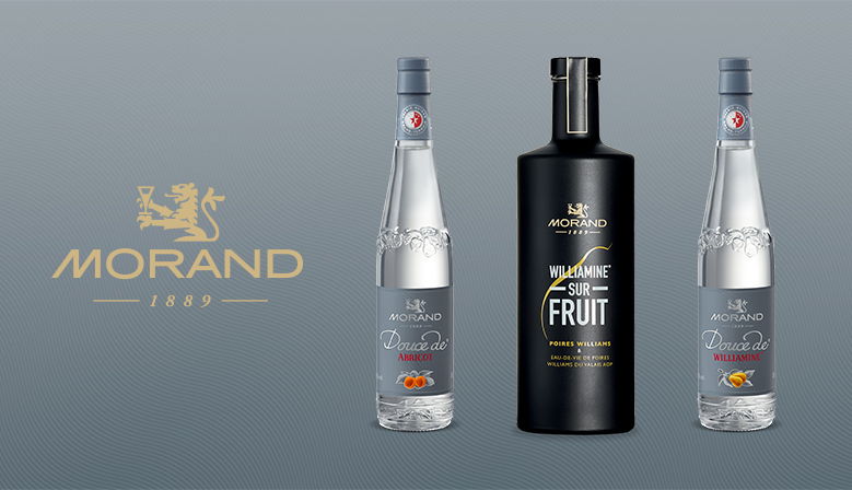 MORAND | Swiss Spirits since 1889