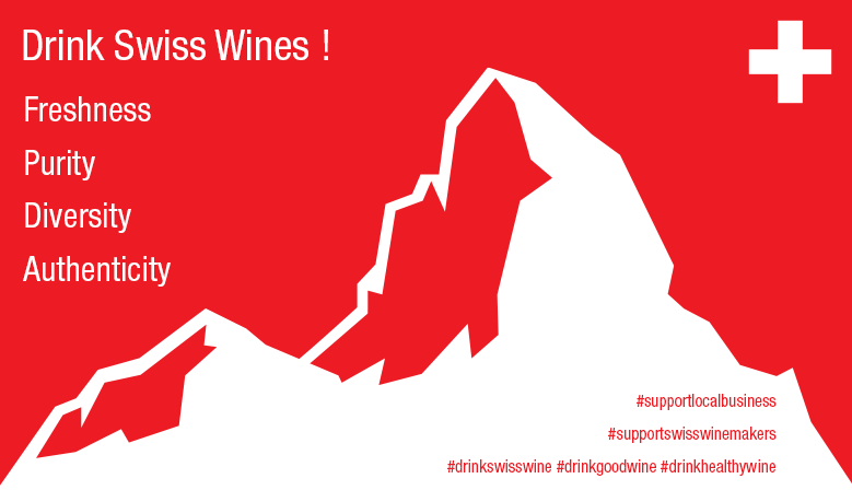 Swiss Wines - Freshness - Purity - Diversity - Authenticity